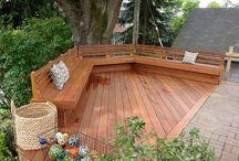 Wooden Deck & Patios / Outdoors