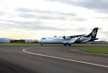 Airport Runway work at Palmerston North / Repair work project featured in September's @NZContractormag