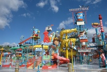 Crazy theme parks / Crazy, fun and exciting