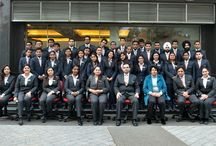 April & July Batch'13 / All Smiles at the photo session which was held at INLEAD for April & July batch students.