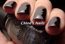 Nails..Duh