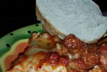 Two Cookin and Bakin Mamma's / Food that We have made and proudly like to share our pics / by Vickie Fish