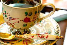 Tea & Coffee <3