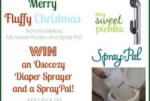 Merry Fluffy Christmas December 1-7!