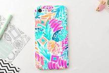 Pattern Design Phone Case Cover