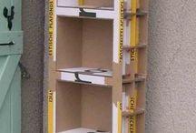 Reciclar cajas de carton