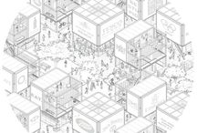 Architecture Presantation idea