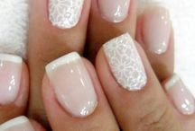 nails / flowers