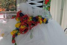 vestido de noiva quadrilha