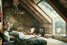 Mountain house Interior