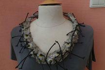 Difranci sieraden / Eigen werk van Francisca Henneman