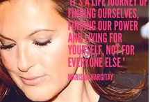 Mariska Hargitay Inspirational quotes