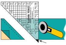 Specialty Quilting Rulers