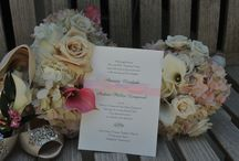 Bouquets / Bouquets can be anything you want them to be - traditional, modern, vintage, glitzy.  Take your pick.