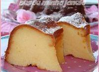 bolo com parmesan