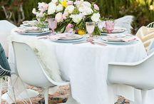 Spring Wedding / Sweet details for planning a Spring wedding