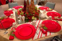 Tablescapes / by Crystal Daw