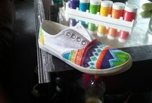 upcycling shoes