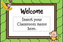 classroom tips / by Debra McIver