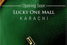 Opening Soon at Lucky One Mall