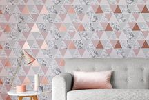 Geometric Style / From triangles to squares, this trend is all about bringing geometric shapes into your interior styling.