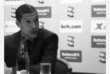 Chris Hughton / Blues manager Chris Hughton.