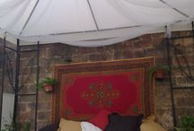 exterior design / covered terrace