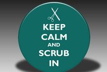 Just scrub