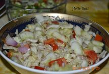Salads / http://haffaskitchen.blogspot.com/search/label/Salad