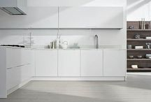 Kitchen / From Classic To Industrial And Contemporary Ideas / by Homedit.com