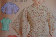 sewing patterns to try