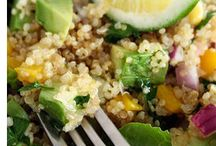Quinoa / by Maggie Mayall