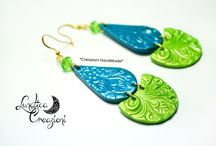 Polymer Clay Creations by Lunatica Creazioni / My Polymer Clay Creations
