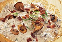 Recipes-Appetizers  / by Patti Kluth