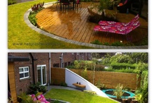 Gardens by Nature at Work  / This board contains photos of our own landscaping work. You can find more information at www.natureatwork.co.uk