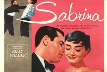 Bogart & Hepburn