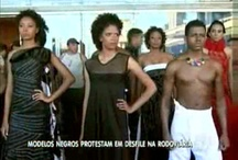Black models in Brazil