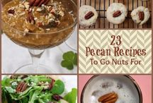 PECANS / by Misty Thompson