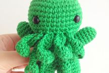 Amigurumi & other crochet toys