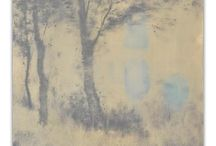 The Paint Brush / Paintings we love from Anne Reed Gallery and elsewhere