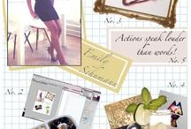 Staff Inspiration Board: Emily Schumann / by BPCM