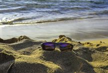 Beach Travel / Check out what beaches our sunglasses have floated through!