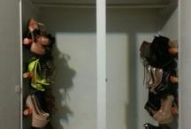 Small Closet Organization