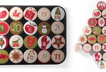 Christmas ideas / Lots of creative and crafty ideas for using magnets at Christmas!