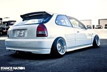 Garage / Love cars...