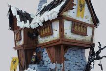 LEGO castle MOC