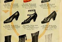 Old shoes ads