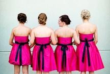 Hot Pink Weddings / by Earrings Nation
