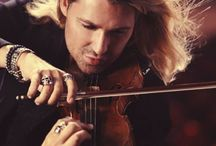David Garrett / David Garrett (born David Christian Bongartz; 4 September 1980) is a famous classical violinist working in the genre of a crossover, too. Probably, he is the most adored  by women all over the world musician, especially those who have seen him or even heard