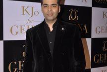 Karan Johar for Gehna collection launch